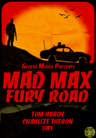 Mad Max Fury Road by NickatNite89