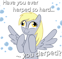 Derpy has... by paper-pony