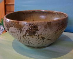 face bowl 2 by meltedcrayons20