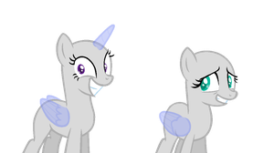 Base 'Wow she's weird' by Chanour-bases