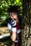 Sora-cosplay  by HikkiKatastrophic