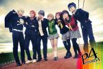 Persona 4 - Never More by mintochuu