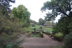 Klosterbergegarten Magdeburg by Muse-of-Stock