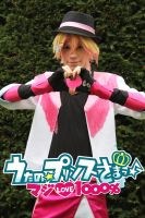 Kurusu Syo Cosplay - 1000%  LOVE by DakunCosplay
