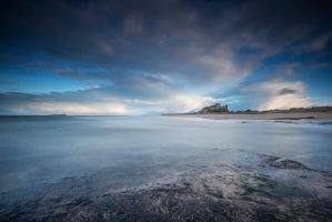 Bamburgh. by gsphoto