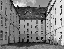 Veddel Backyard by cmdpirxII