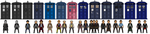 Evolution of the TARDIS by p51cmustang