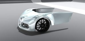 Start of a veyron by JDLuxe