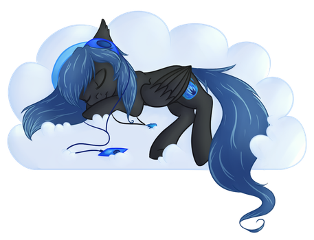 .: Clouds are the perfect beds :. by Felcia