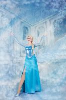 Frozen: Snow Queen by DashaOcean
