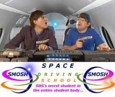 SDS -Space Driving School-  SMOSH by samcollends