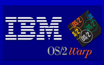 IBM OS2 Warp Blue Wallpaper by tempest790