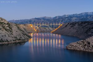 Maslenica bridge by ivancoric