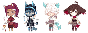 A - YuuJeana Collab Adopt Auction [CLOSED] by JeanaWei