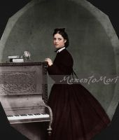 Princess Dagmar of Denmark, mids 1860s. by M3ment0M0ri