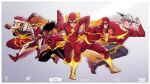 Speed Force collaboration by ParisAlleyne