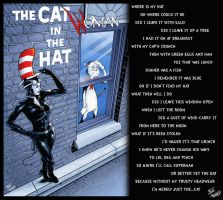Week 148  The Catwoman In The Hat by StevenHoward