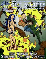 GAL 33 - PDF - The Woman Who Stripped for the... by martin-mystere