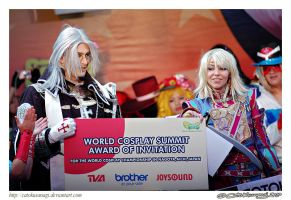 Day 203: WCS Mexico 2010 by CatoKusanagi