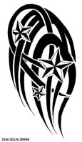 Star Tribal 2 by ch1pm0nk