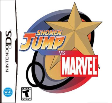 Shonen Jump VS Marvel The Game by tetsigawind