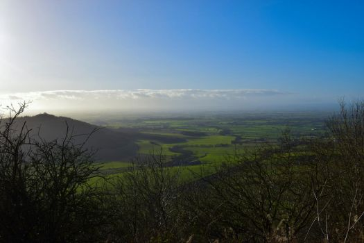The View from Sutton Bank by OHDFoxy