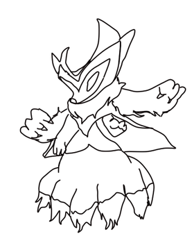WIP Fakemon by Plazzap