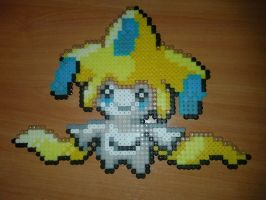 Jirachi by Jesusclon