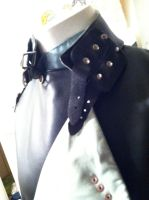 Repo! Jacket (collar, closed) by Antiquated-Inquirer