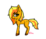 Pony adopt nr1 (auction/OPEN) :3 by WeraHatake