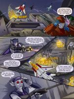 Transformers Comic Commission 1 by kitsune2022