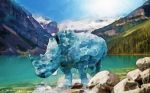 Ode to Rhino collection: Rhino Water by SammyJackles