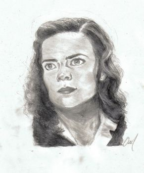 Agent Carter by A-Parliament-Of-Owls