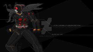 Black 2nd Unit Vector Ver. by maxibillity