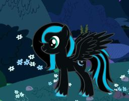Night Chaser - my mlp c: by steampuff