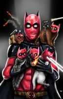 Batpool - I have an army! by HeroforPain