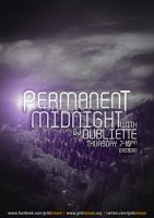 GSP - Permanent Midnight - Poster by Lykeios-UK