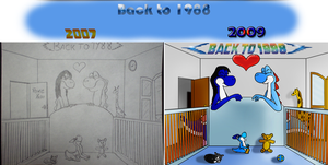 Back to 1988 - Contest Entry by Mike-Dragon