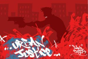 Urban Justice by Sniper-Cheez