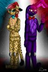 Contest Entry (For Maxima :33) by ask-thefreddys