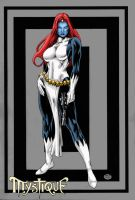 Mystique by jeaf7