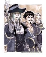 Fable 2.5 - Her Loyal Men by aimo
