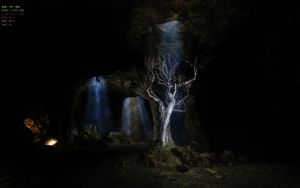 Gloomreach Cavern by Euther