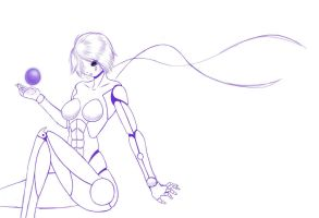 Android Sketch by Ecchi-Senshi