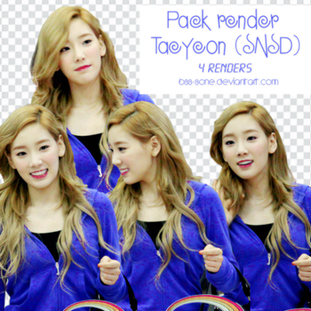 [231214] [SHARE] PACK RENDER TAEYEON (SNSD) by bss-sone