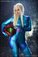 Samus Aran - Space Savior by cosplaylala