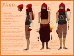 Rhyse Ref by Ranohara
