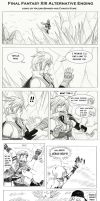 Final Fantasy XIII alternative ending by ChaoticYume