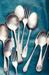 spoons and forks by yyelsel