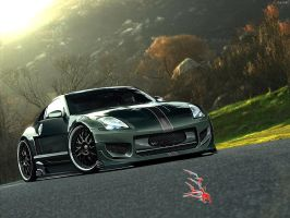 Nissan 350Z by REDZ166